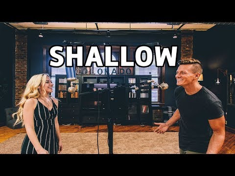 Lady Gaga, Bradley Cooper - Shallow (A Star Is Born) Madysyn Rose Cover Ft. Tyler Ward