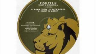 Zion Train - What A Situation (Backwords RMX) REGGAE DUBSTEP