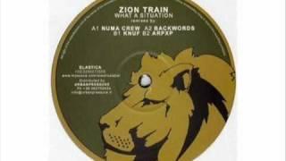 Zion Train - What A Situation (Backwords RMX) REGGAE DUBSTEP