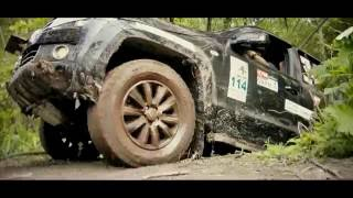VW Amarok. Обзор и жесткий off road. (lost episode)