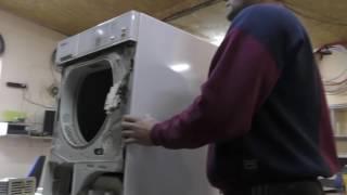 🔧Ремонт сушильной машины Miele  Профилактика,🔌 чистка, как починить, секреты👆