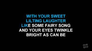 When Irish Eyes Are Smiling in the style of Traditional karaoke video with lyrics (no lead vocal)