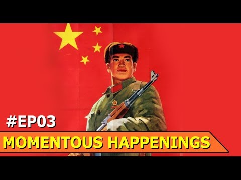 Who Was The Gang Of Four Of China | Communist Party |  Momentous Happenings | Episode 03