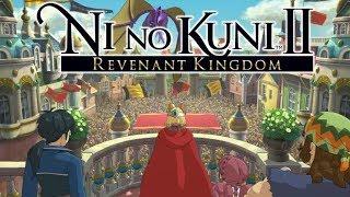 Ni no Kuni II Revenant Kingdom-CODEX PC Free Download