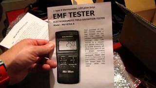 Unboxing the Mel Meter 8704R-REM-ATDD-SDD