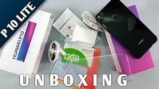 Huawei P10 Lite Unboxing | Midnight Black | [Urdu/Hindi]