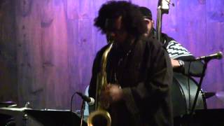 Miss Understanding - Kamasi Washington and The Next Step 2014-04-06 Blue Whale