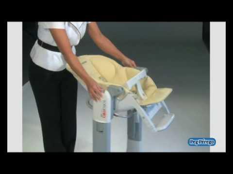 Как собрать стульчик пег перего татамия