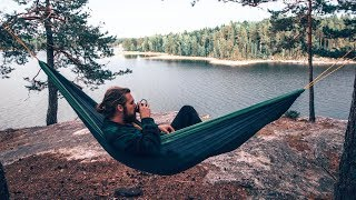 IHR MÜSST HIER HER KOMMEN! l Kanutour auf eigene Faust Dasland Schweden #2