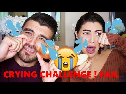 CRYING CHALLENGE- PLAKANJE IZAZOV ! FAIL