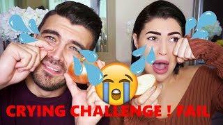 CRYING CHALLENGE- PLAKANJE IZAZOV ! FAIL  | SabrinaTubic