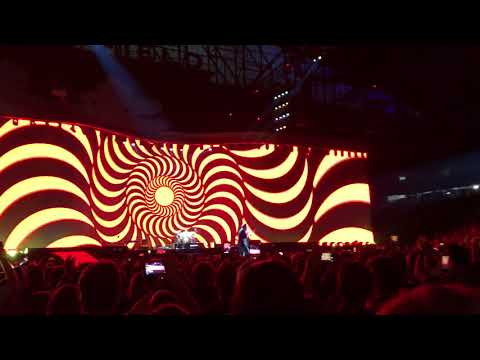 U2 in Detroit - Elevation and Vertigo