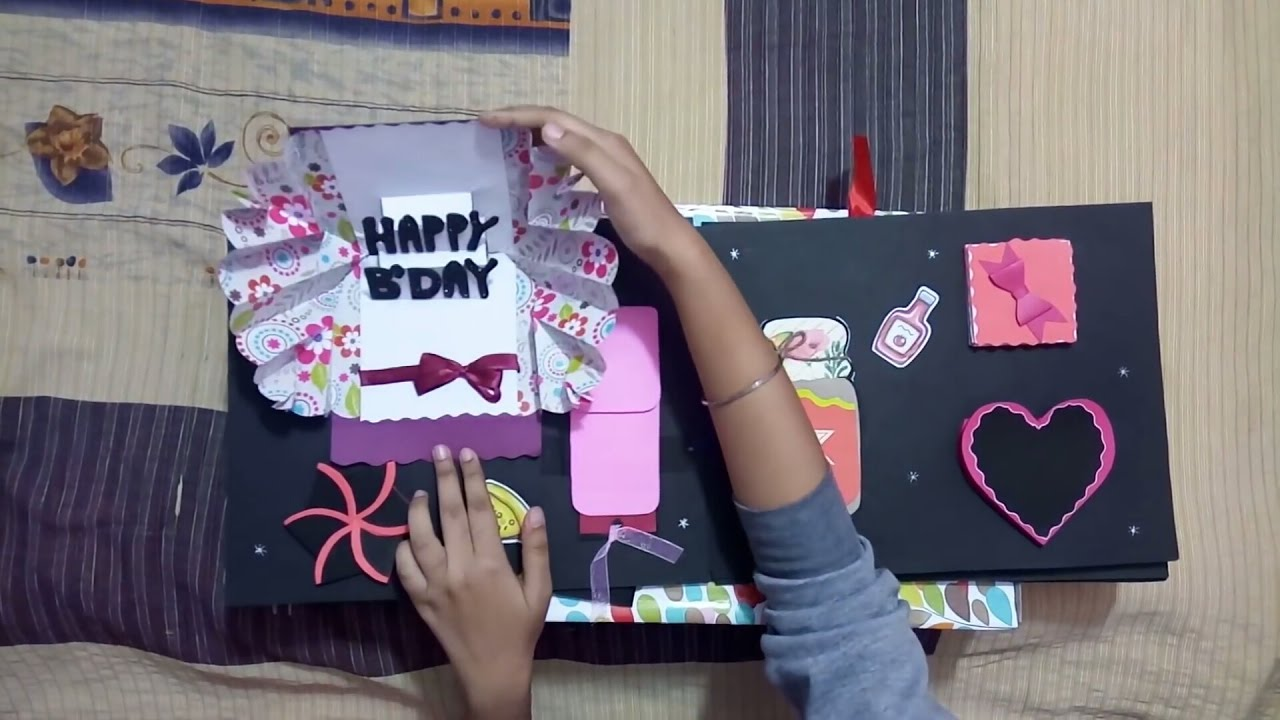 Scrapbook Ideas Youtube