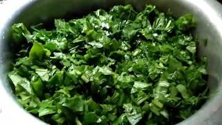 Palak gosht specily for Ramzan Mubarak /palak gosht curry Maria,s kitchen