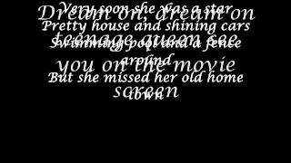 Johnny Cash - Ballad of a teenage queen with lyrics