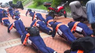 Publication Date: 2020-03-01 | Video Title: 天水圍香島中學2012警察訓練營Day2