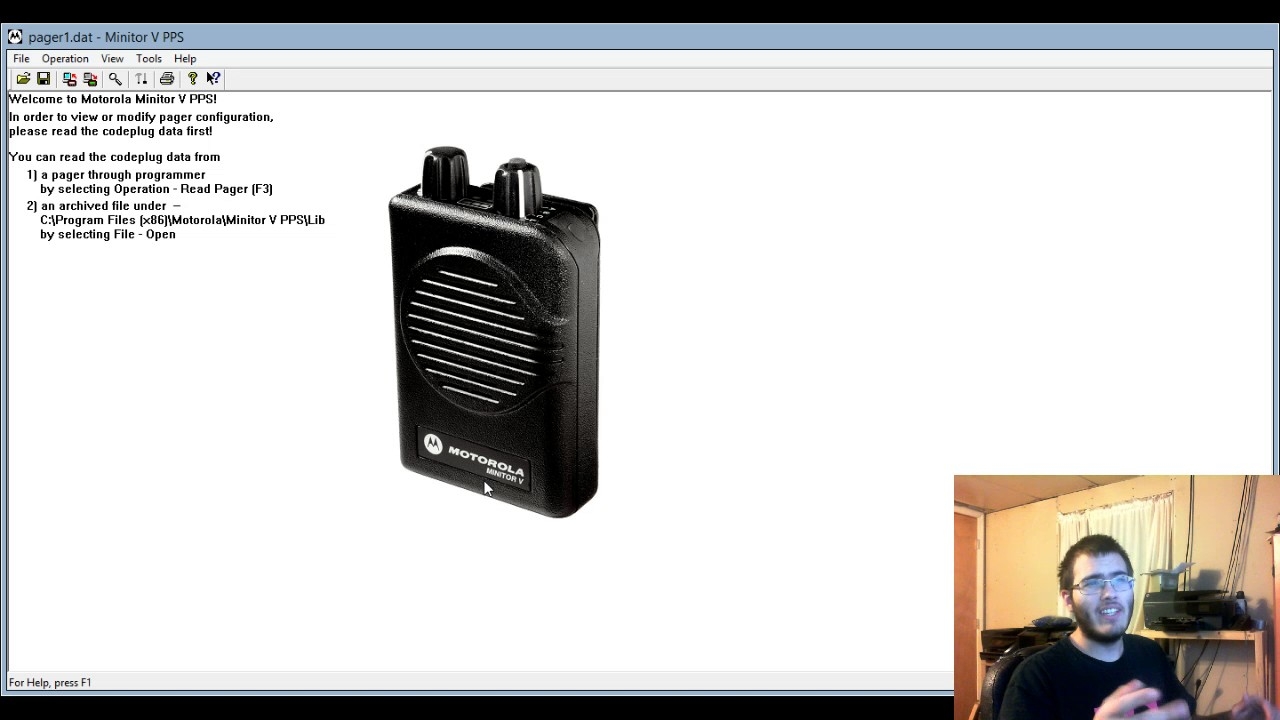 codeplug motorola download 18 - Highpeak