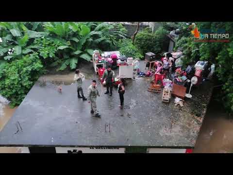Comenzarán a fluir apoyos para damnificados por inundaciones: ALT