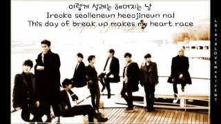 Super Junior - A 'Good'bye (eng sub + romanization + hangul) [HD]
