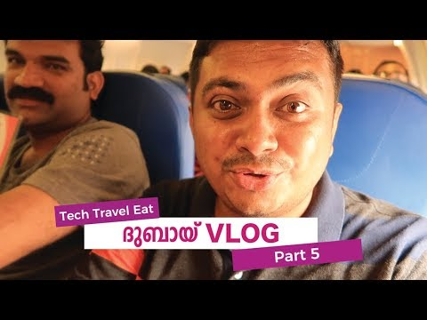 Dubai to Kochi - Air India Express Flight Review by Tech Travel Eat
