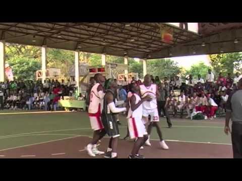 Rams Basketball 2011 - Zimbabwe
