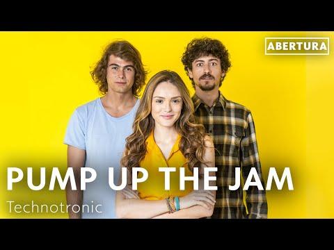 Pump Up The Jam - Technotronic  Verão 90 TEMA DE ABERTURA