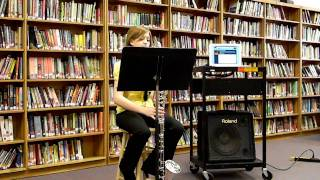 Romance and Troika for Bass Clarinet- Prokofiev (Solo/Ensemble 2011)
