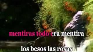 Karaoke Amanda Miguel - El Me Mintio [Karaoke]