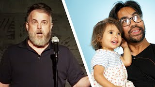 Dads Do Stand-Up Comedy For The First Time