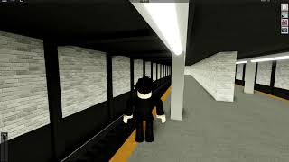 Roblox Rails Unlimited | A little underground look (Without Train)