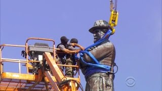 Final Confederate symbol coming down in New Orleans