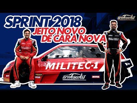 RUMO AO TÍTULO? CASSIO E GERSON NA PRÉ-TREMPORADA DA SPRINT RACE 2018! ACELEVLOG #34