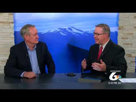 Idaho Senator Mike Crapo Talks Politics with KPVI