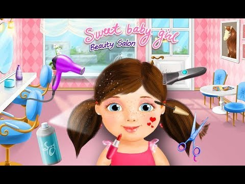 sweet baby girl beauty salon apps on google play