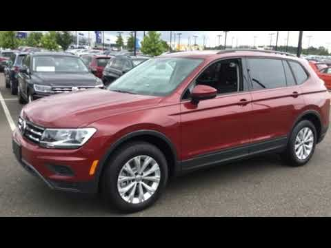 New 2019 Volkswagen Tiguan Capitol Heights, MD #VKM150898