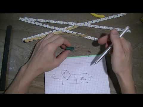 Как подключить светодиодную ленту в сеть 220 вольт