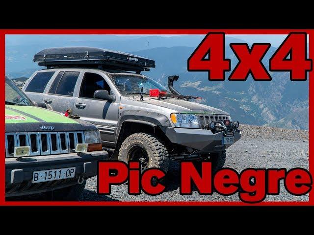 Excursion 4x4 al PIC NEGRE - Estamariu - Llac de la pera - martinet |RUTA 4x4 😄