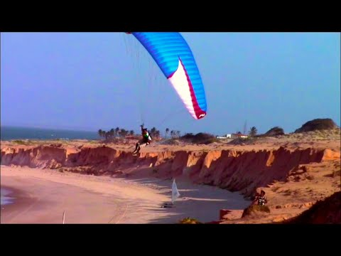 Paragliding Playground from Zazinha's , Great control :)