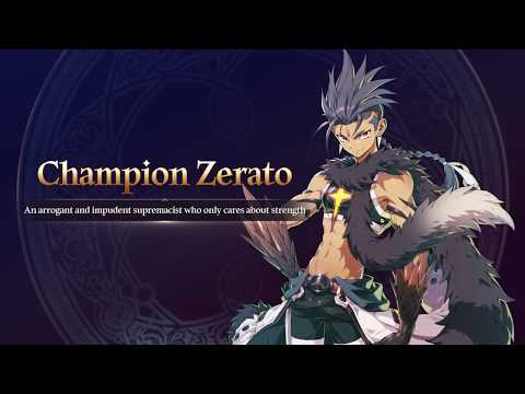 [Epic Seven] Introducing Champion Zerato