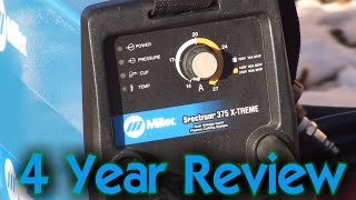 Miller Spectrum 375 X-treme Plasma Review