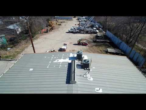 Metal Roof Inspection with Drone - First Choice Aerial