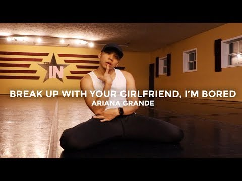 download Ariana Grande - break up with your girlfriend, i'm bored (Dance Video) | @besperon Choreography