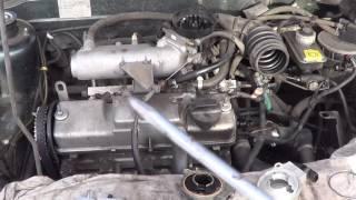 Осевой люфт распредвала ВАЗ 2114, или неприятный стук двигателя.(, 2016-10-16T17:32:00.000Z)