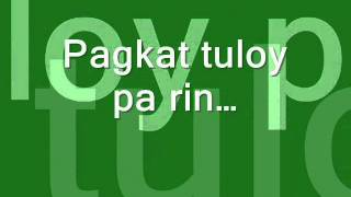 Tuloy Pa Rin w/ lyrics - Introvoys