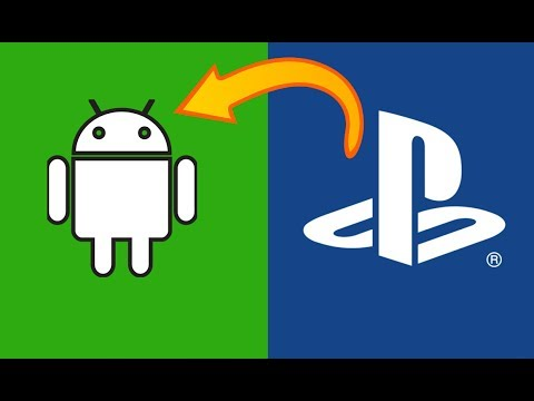 😱PlayStation на ANDROID! 😎🎮