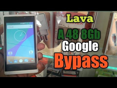 Lava A48 8GB -Frp UnLock | From Lava A48 | Google Bypass | In Hindi/Urdu