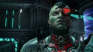 Defiance 2050 final boss + ending