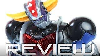 UFO ROBO GRENDIZER!! HG 1/144 Classic Super Robot Review UFOロボ グレンダイザー