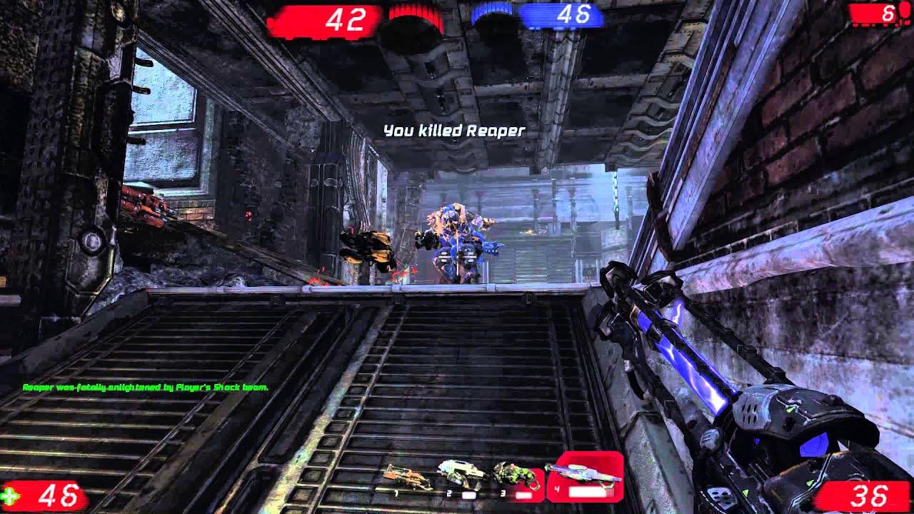 Unreal Tournament III 01-01-2014 (LAN Play #1) - YouTube