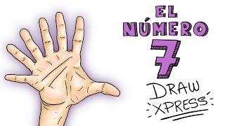 EL Nº 7 (Especial 777) | DrawXpress